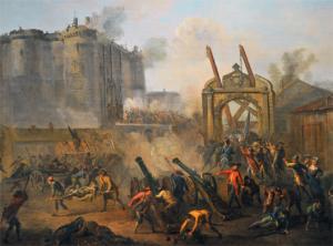 prise de la Bastille 2