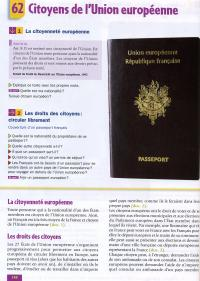 欧州連合の市民 表紙1