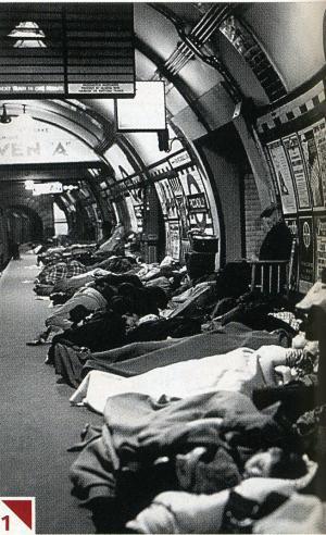 ロンドン空襲