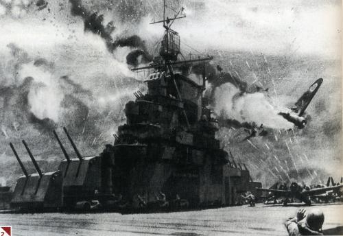 戦争中の日本1