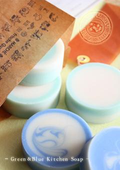 キッチンソープ Kitchen Soap