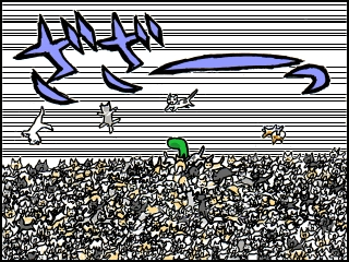 009最終書き直し猫飛び散り