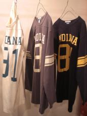 インディアーナ81 フットボール七分袖シャツ