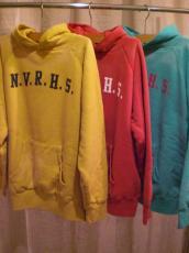 N.V.R.Hスウェットパーカー