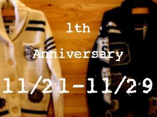 1st ANNIVERSARY ☆BLUE NEON☆