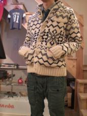 スノーフレークフードジャケット