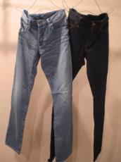 LTDEボーイズジーンズ&STスリムLADY'Sジーンズ