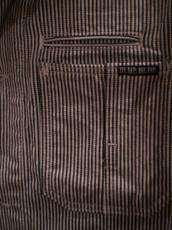 ヒッコリーカバーオールジャケット