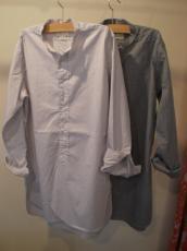 アンダーシフト クレリックL/Sシャツ