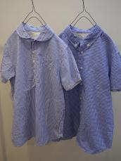 快晴堂 レディースプルオーバーシャツ&メンズ釦ダウンシャツ
