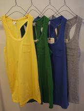 Women'sタンクトップロングドレス