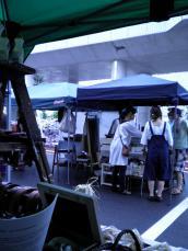 初夏市場♪