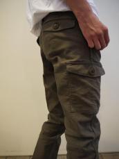 ジャーマンクロス6ポケットパンツ