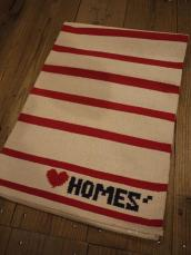 HOMES' ボーダーマット Mサイズ