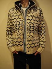 スノーフレークフードジャケット 2010
