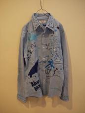 ジュラシックシャンブレーL/Sシャツ