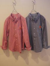 BIGTOP オリジナルギンガムL/Sシャツ