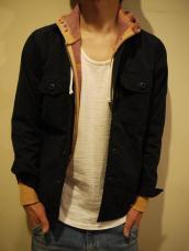 セルビッチキャンバスシャツジャケット