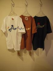 Nasngwam(ナスングワム)  フリーマンTシャツ