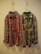 BIGTOP ワークチェックシャツ