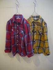 GAIJIN WKネル2ポケット L/Sシャツ