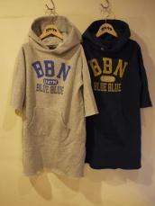 BB BBNルースパーカーワンピース