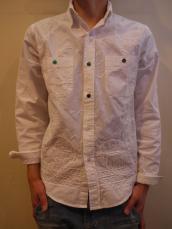 エレファント刺繍シャツ