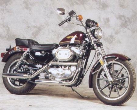 Harley XLH1000 86
