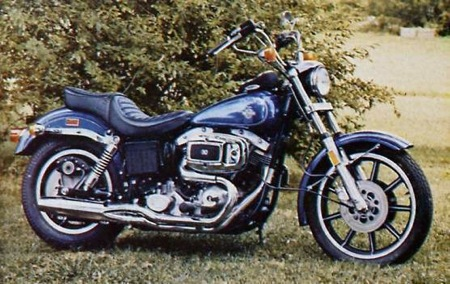 HD FXE 80 Fat Bob 81