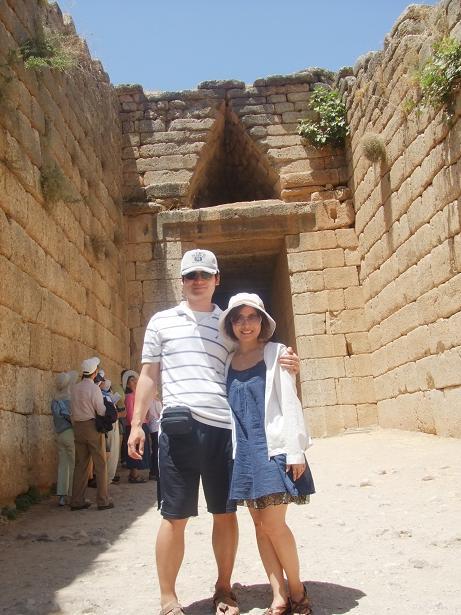 20090617邁錫尼遺跡-亞加曼儂之墓-2