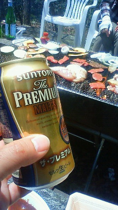 ホタ家肉ビール