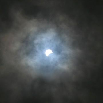 日食 その1