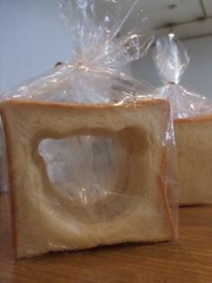 型抜きパン