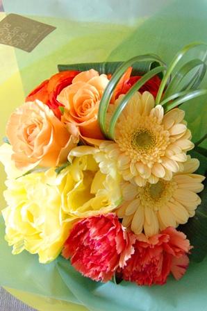 花束とくさん