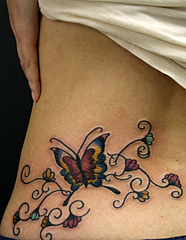 蝶ひさしぶり