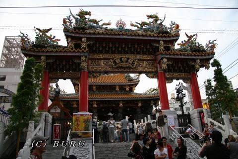 横浜中華街 関帝廟 (2)