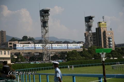 小倉競馬場景色 (6)