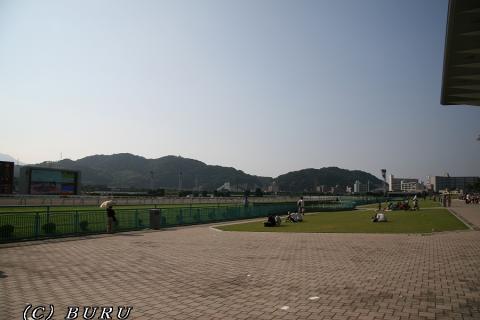 小倉競馬場景色 (7)