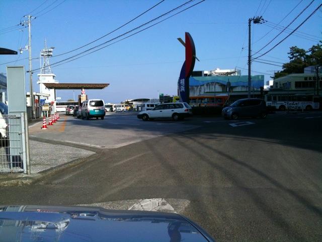 桂浜駐車場