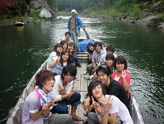 Cafaire2009秋合宿