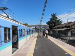 日野春駅2