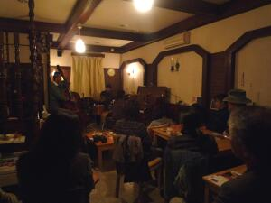 早川泰子トリオ2009