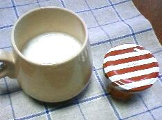 生姜ミルク