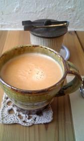 chapot cafe◇ロイヤルミルクティ