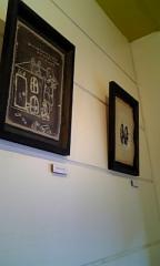 cafe?◇ギャラリー展示