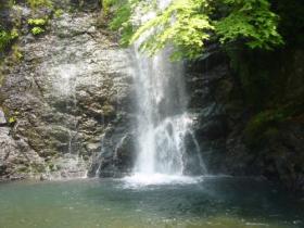 箕面の滝11