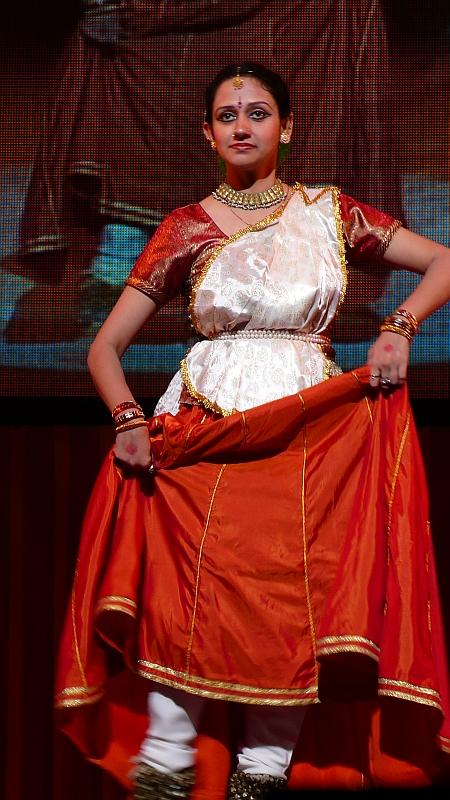 インドの舞踊