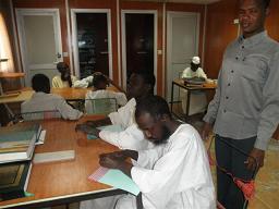コーラン学校class students