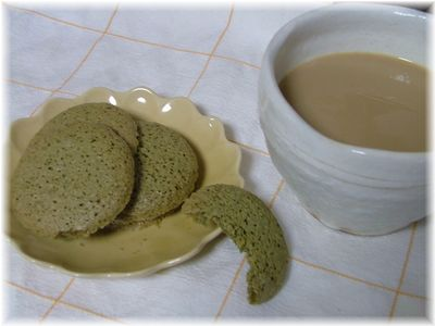 抹茶クッキー