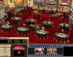 インターカジノのゲーム(ルーレットの遊び方)